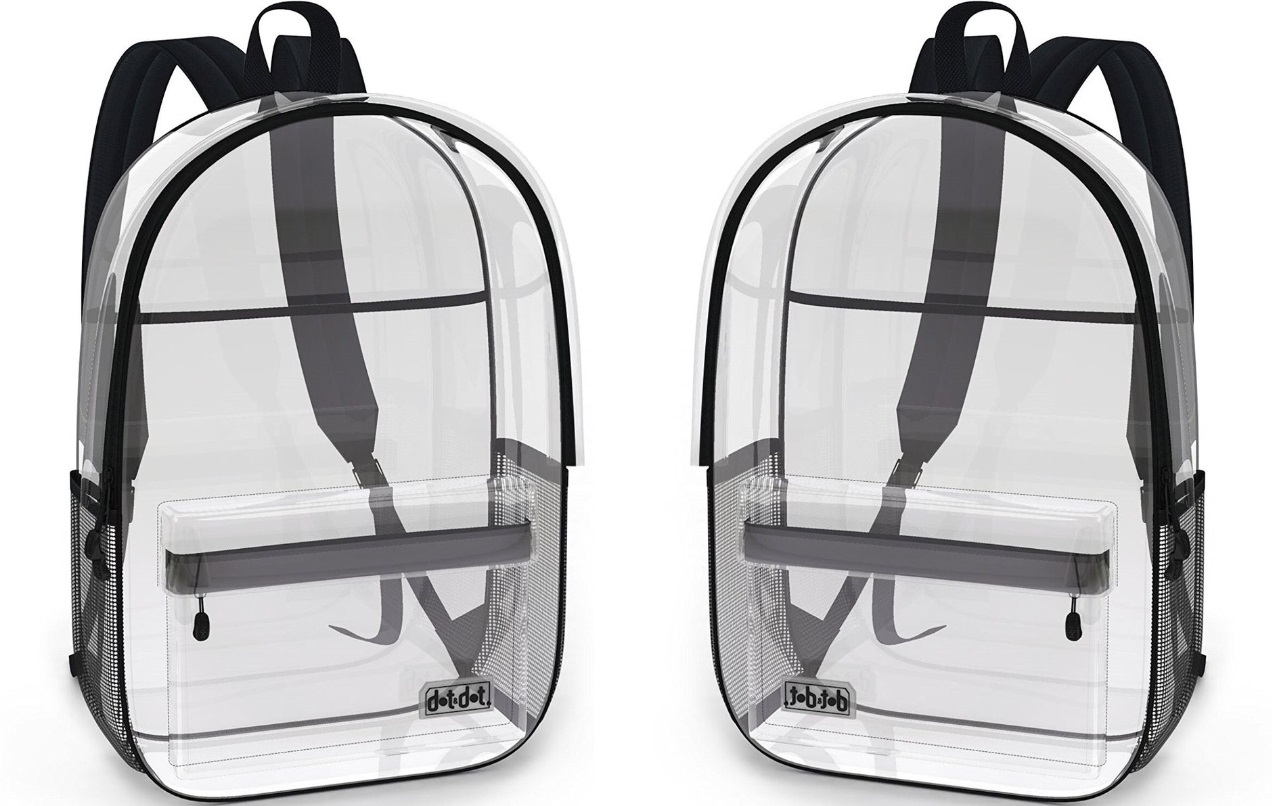 2dcccdf07f1 Texas- Cypress School District Now Requires Students to Use Clear Backpacks