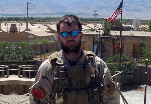 New York - Hero Navy SEAL Michael P  Murphy Memorial Stone