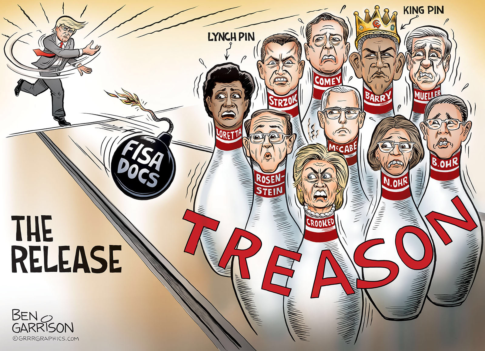 FisaGate - Release the Unredacted FISA - Don't Get Sidetracked By ...