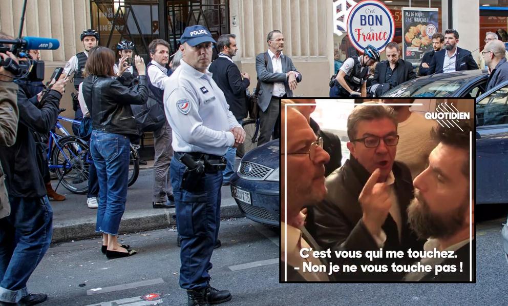 France - Hard-Left Raided in Corruption Investigation ...