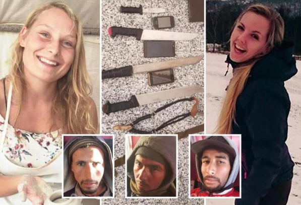 Image result for pics of swedish girls murdered in morocco
