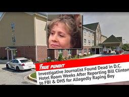 Clinton Body Count Series: #12. Jen Moore Dead After Reporting Rape Victim of Bill Clinton to FBI